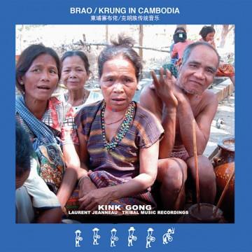 Brao / Krung in Cambodia, bamboo ensemble (recto)