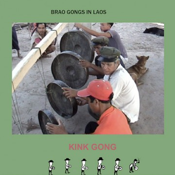 Brao gongs in Laos (recto)