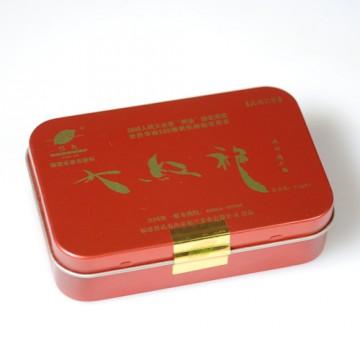 La boîte et ses deux sachets pèse 45g.