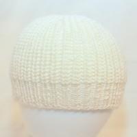 Bonnet blanc classique
